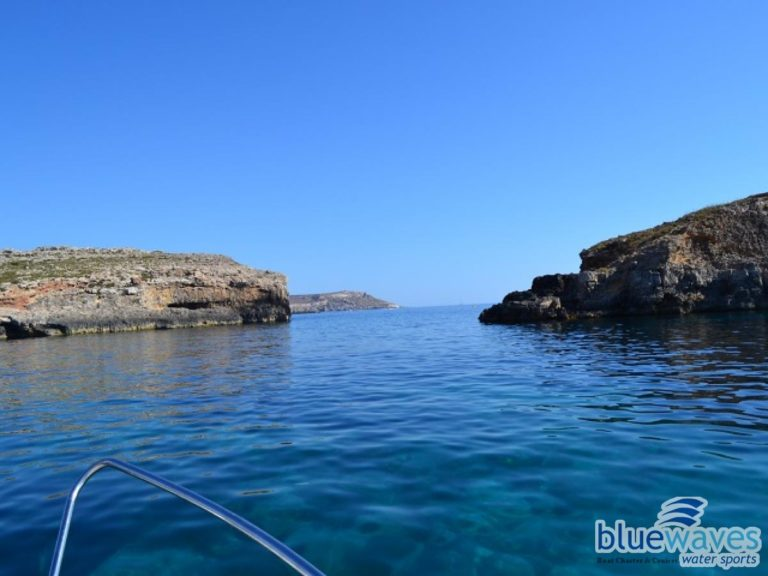 Calm Water in Comino