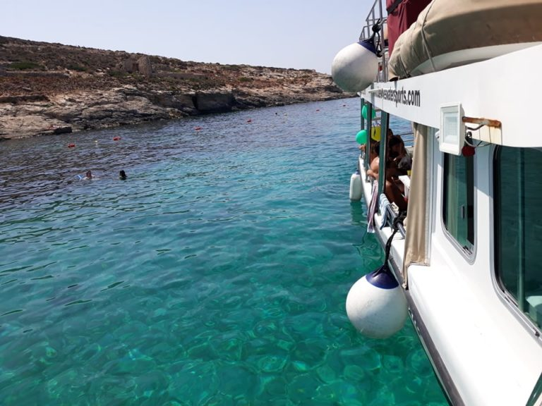 Comino Cruise with Pegasus
