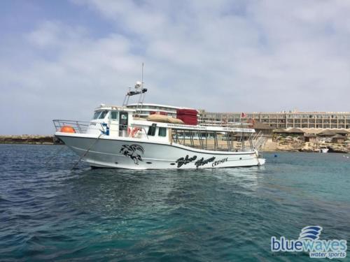 Blue lagoon boat trips