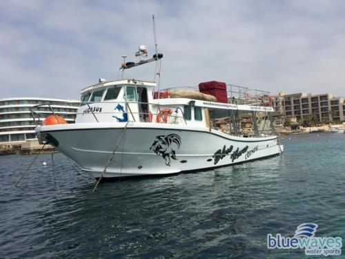 Comino boat trips