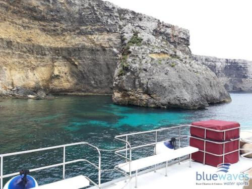 Trips to Comino and blue lagoon