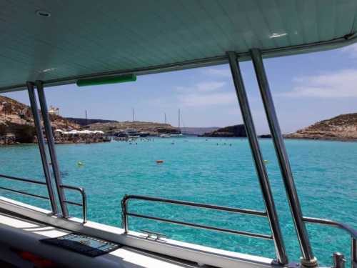 Malta trips to Comino and Blue Lagoon