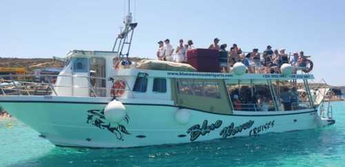 Pegasus Boat trip